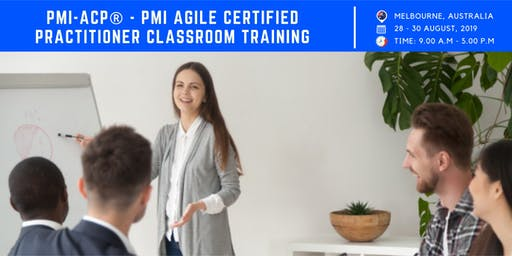 PMI ACP Training | Exam | Melbourne | August | 2019