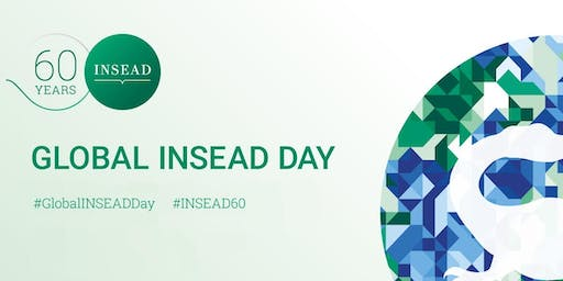 IAAG: Global INSEAD Day Gala 2019 & 60 Anniversary Celebrations