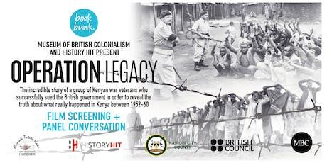 Film Screening: Operation Legacy tickets