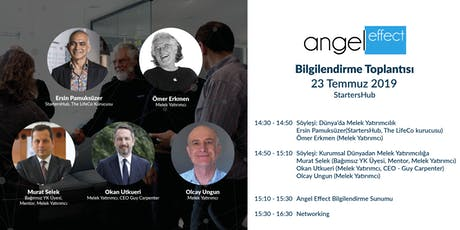 Angel Effect - Bilgilendirme Toplantısı tickets