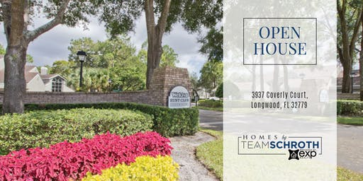 OPEN HOUSE: 3937 Coverly Court in Wekiva Hunt Club Condo