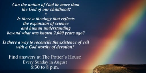 God for the Skeptical: A 4-Week Introduction to Process Theology