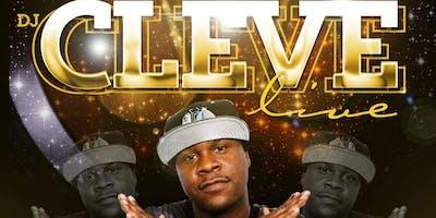 ** DJ CLEVE LIVE**