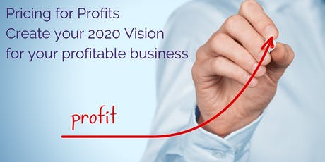 Vision 2020: Pricing for Profits tickets