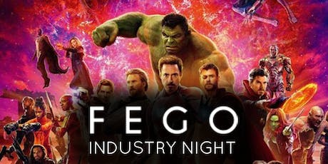 Fego Beaconsfield - Industry Night 18/08/19  tickets