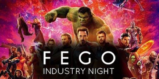 Fego Beaconsfield - Industry Night 18/08/19