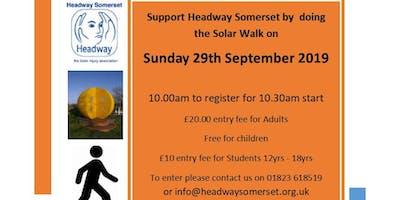 Headway Somerset Solar Walk