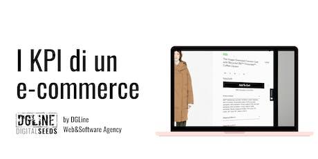 I KPI di un e-commerce biglietti