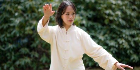 Qigong: Eight Pieces of Brocade tickets