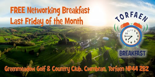 Torfaen Breakfast August 2019