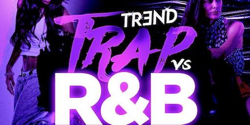 TRAP vs R&B | Ernest Wilson's Birthday Celeb + BCU WILDCAT WKND Kickoff