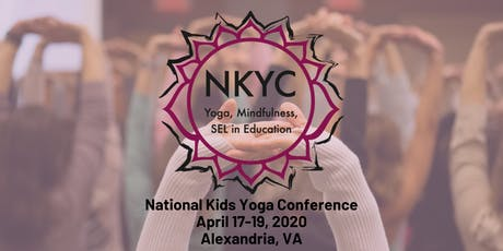 2020 National Kids Yoga Conference tickets