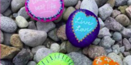 SUMMER CRAFTERNOON: ROCK PAINTING tickets