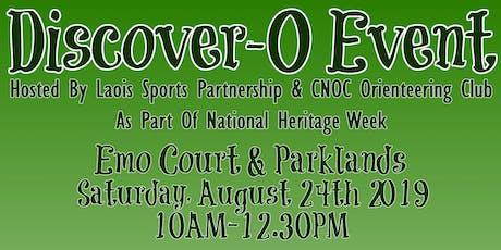 Discover - O Event  tickets