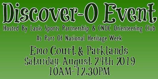 Discover - O Event