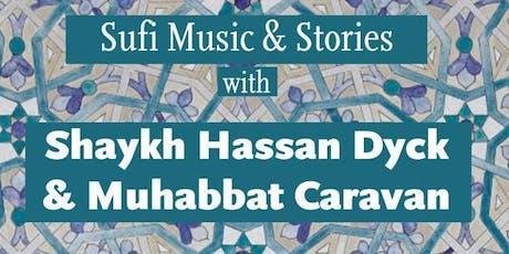 Shaykh Hassan Dyck & Muhabbat Caravan tickets
