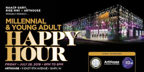 Millennial & Young Adult Happy Hour tickets