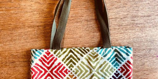 Sewing Basics: Tote Bag