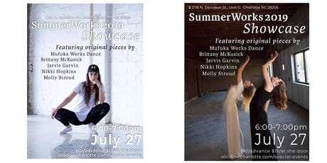 Summer Works Showcase tickets