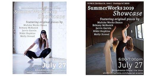 Summer Works Showcase