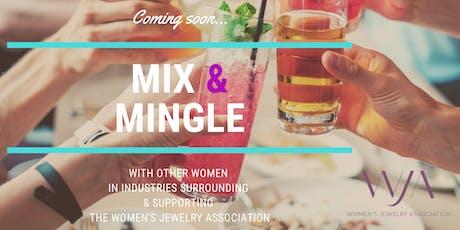 WJA August Mix & Mingle tickets