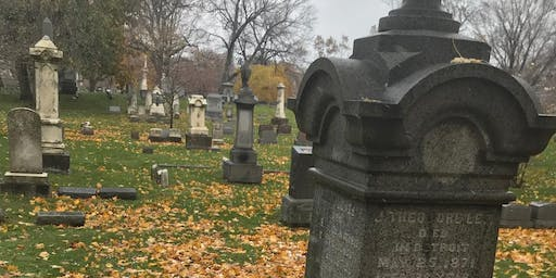Graceland Cemetery Tour: Now With Fewer Rich White Guys!
