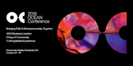 OCEAN Conference 2019 tickets