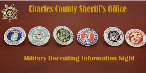 Copy of Military Recruiting Information Night