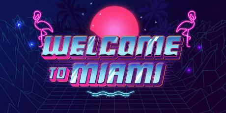 HA Miami Vice tickets