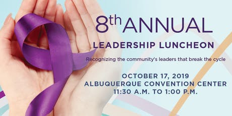 8th Annual Leadership Luncheon tickets