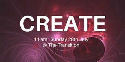CREATE - a Sunday assembly Chelmsford Event