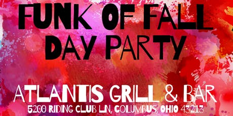 Funk of Fall Day Party tickets