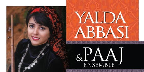 Yalda Abbasi and Paaj Ensemble tickets