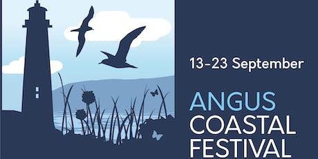 Wonderful Wildlife on the Angus Coastal Path tickets