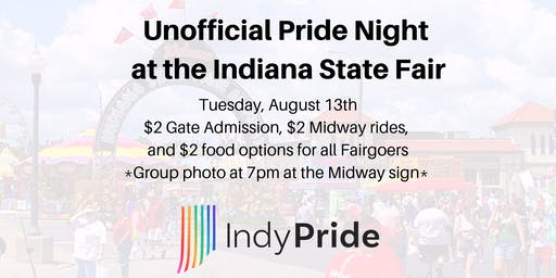 Unofficial Pride Night at the Indiana State Fair