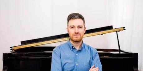 Janáček, Erika Fox & Brahms: Richard Uttley (piano) tickets