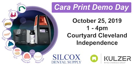 Cara Print Demo Day - date change, now October 25 tickets