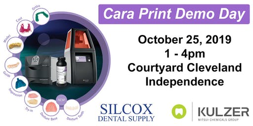Cara Print Demo Day - date change, now October 25