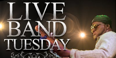 Live Band Tuesday Featuring Kevin Cooper