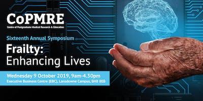 CoPMRE Sixteenth Annual Symposium: Frailty: Enhancing Lives