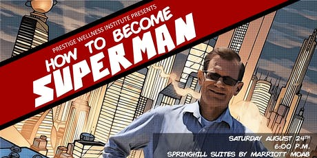 How to Become Superman tickets