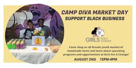 Camp Diva  Market Day tickets