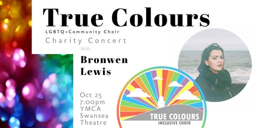 True Colours Community Concert with  Bronwen Lewis