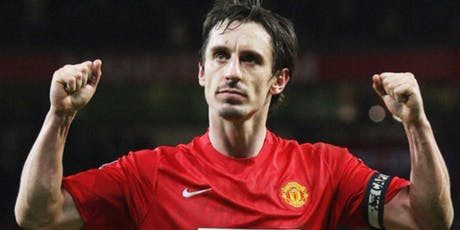 An evening with Gary Neville tickets