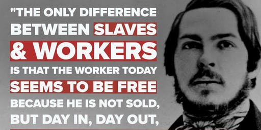 Friedrich Engels 199th Birthday (Part 2: Condition of the Working-Class)