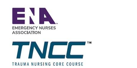 Trauma Nursing Core Course (TNCC) tickets
