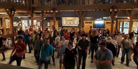 Line Dancing tickets
