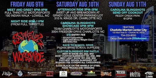 Charlotte SSTakeover 2K19 Bowling Party & Event