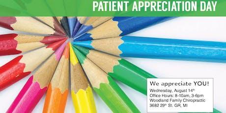 Patient Appreciation Day! tickets