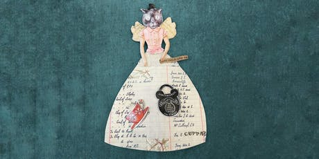 Jointed Collaged Figures Workshop tickets